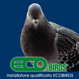 Installatore autorizzato ecobirds PARODI s.r.l.
